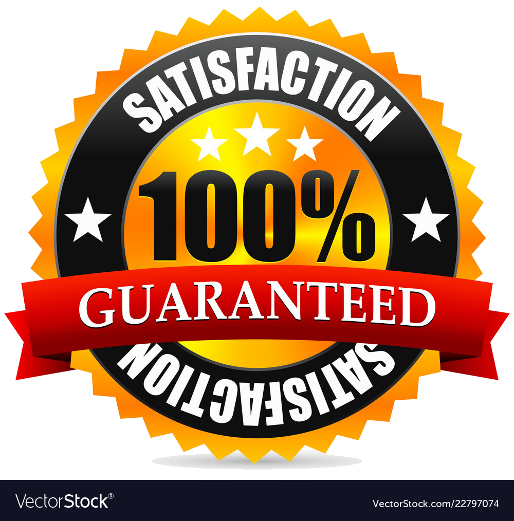 100% Customer Satisfaction